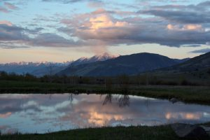 B Bar Ranch — Emigrant, Montana